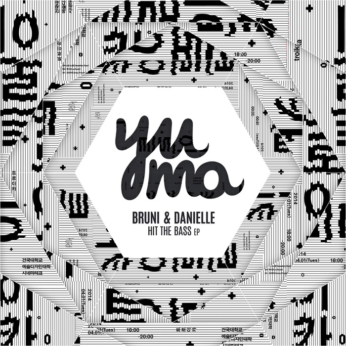 BRUNI & DANIELLE - Hit The Bass EP
