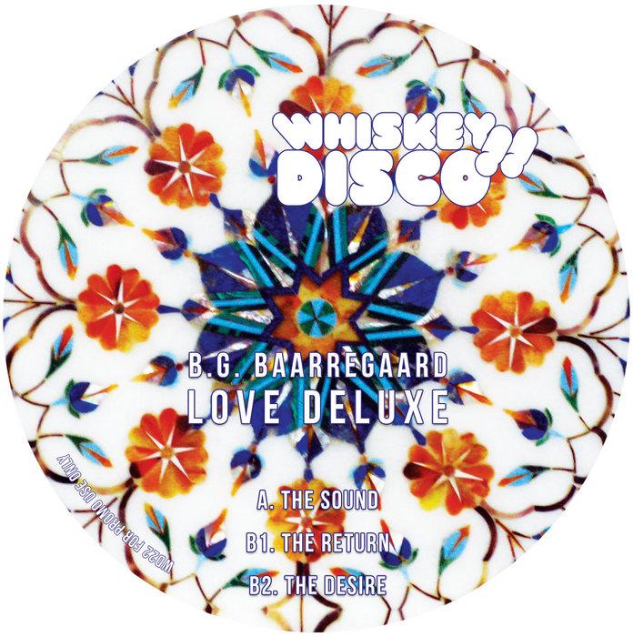 BG BAARREGAARD - Love Deluxe