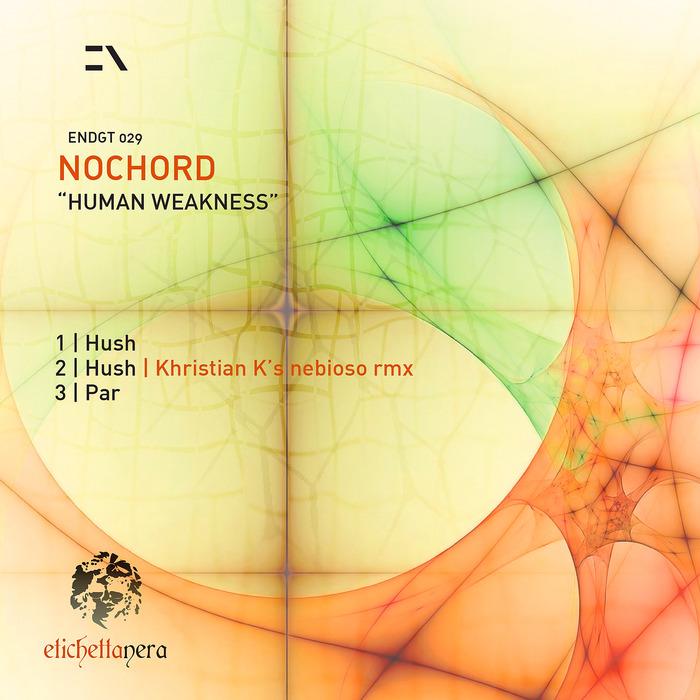 NOCHORD - Human Weakness EP