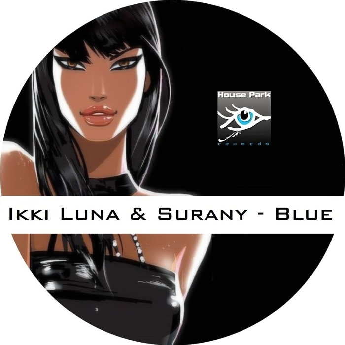 IKKI LUNA/SURANY - Blue