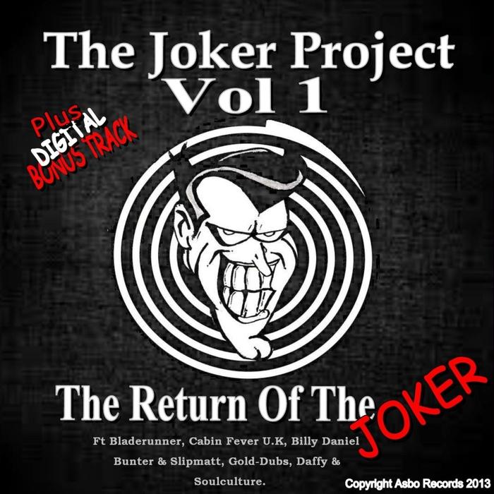 THE DREAM TEAM - Joker Project Vol 1: The Return Of The Joker