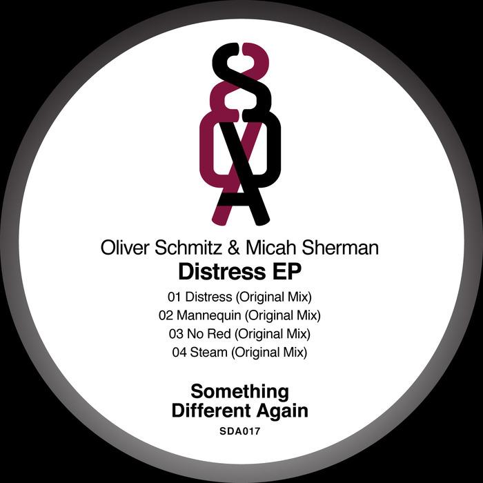 SCHMITZ, Oliver/MICAH SHERMAN - Distress EP