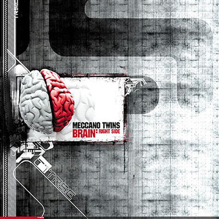 MECCANO TWINS - Brain: Right Side