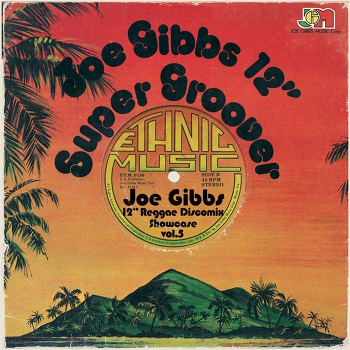 VARIOUS - Joe Gibbs 12