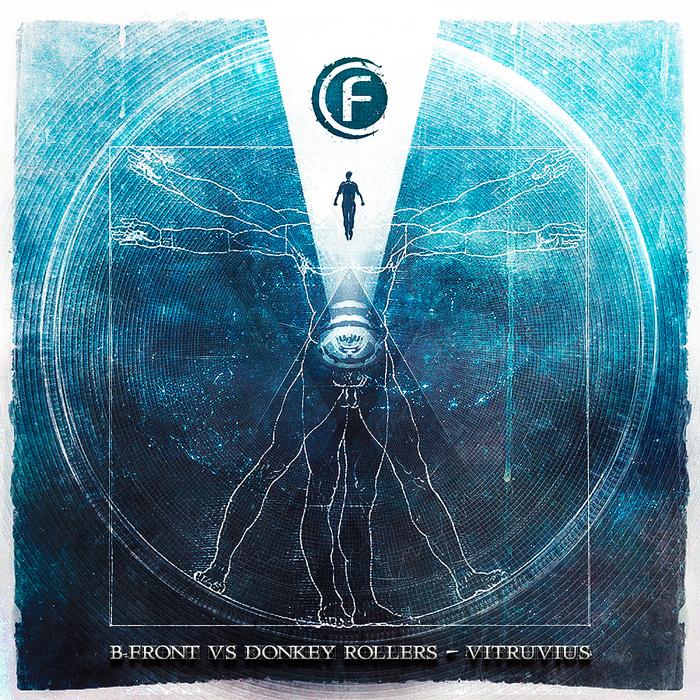 B-FRONT vs DONKEY ROLLERS - Vitruvius