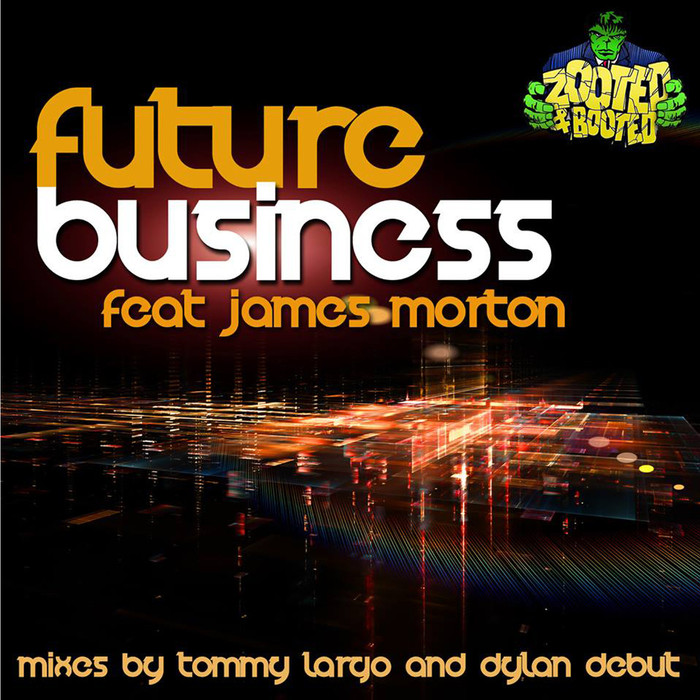 DEBUT, Dylan - Future Business EP
