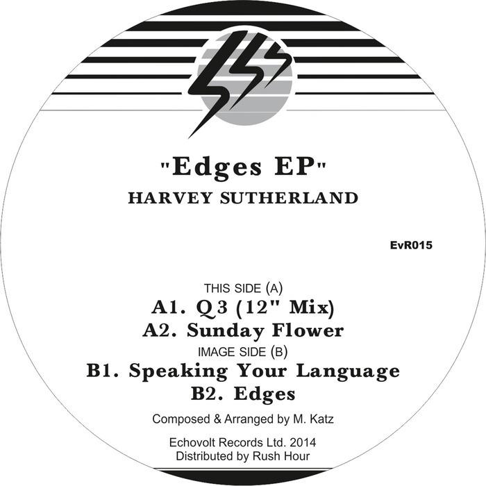 SUTHERLAND, Harvey - Edges EP