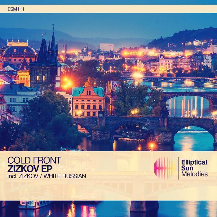 COLD FRONT - Zizkov EP