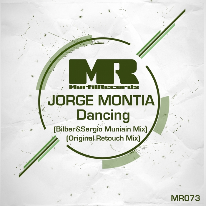 MONTIA, Jorge - Dancing (Remixes)