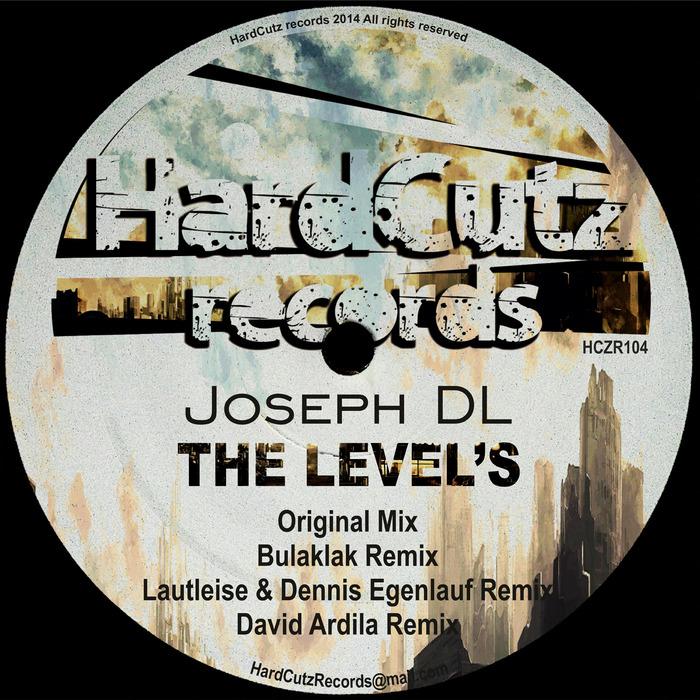 JOSEPH DL - The Level's (remixes)