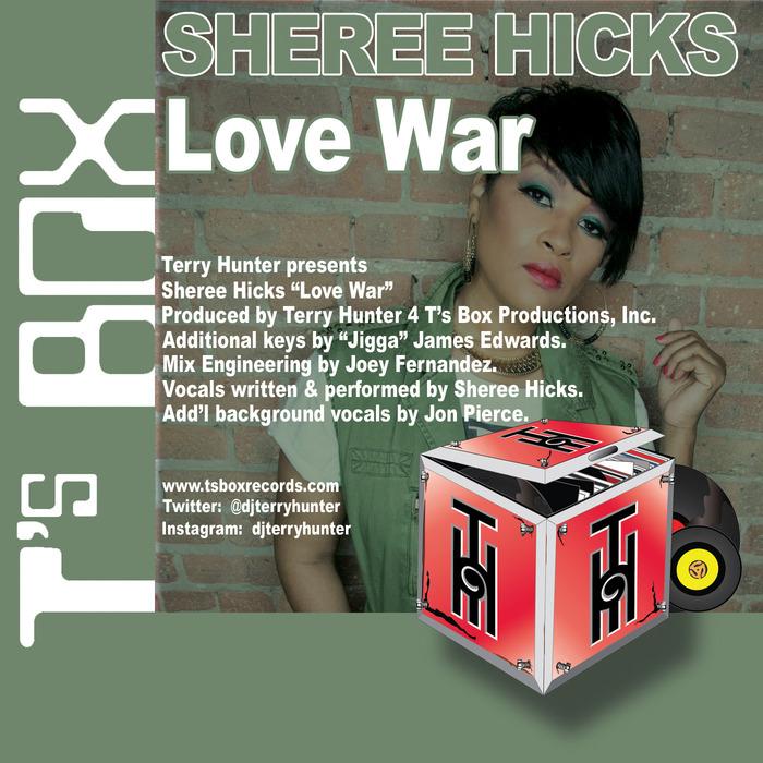 HICKS, Sheree - Love War