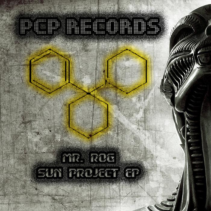 MR ROG - Sun Project EP