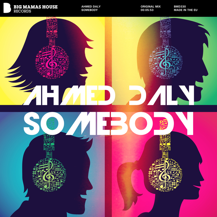 DALY, Ahmed - Somebody