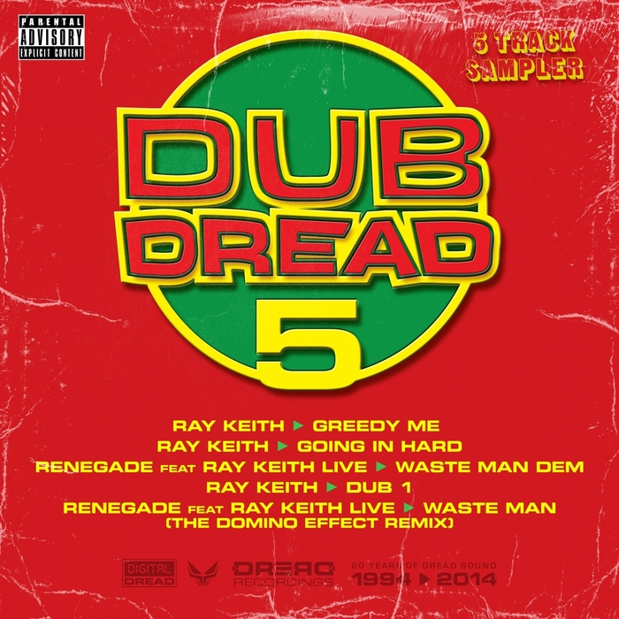 RAY KEITH - Dub Dread 5 (Explicit Sampler)
