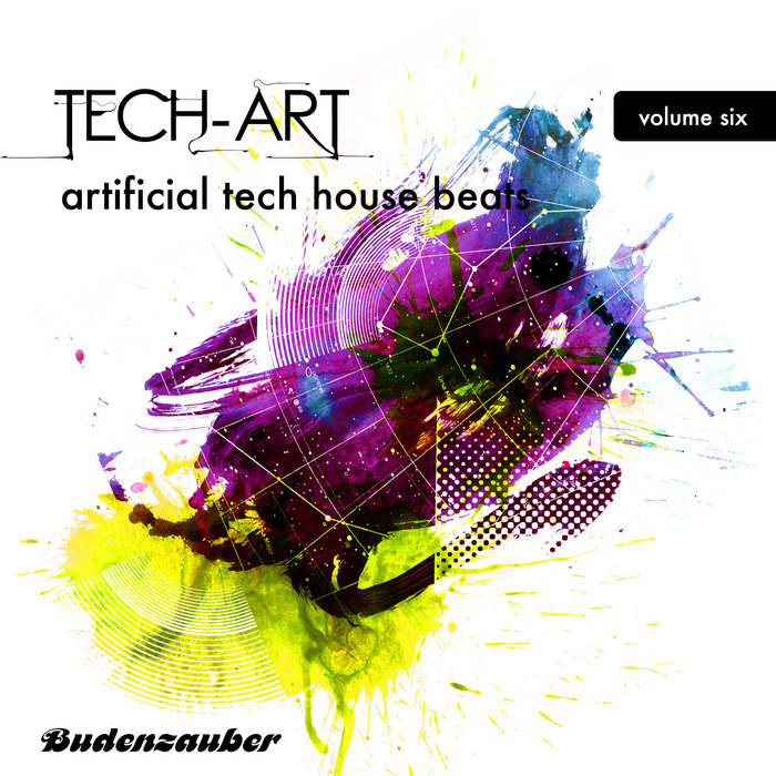 VARIOUS - Tech Art Vol 6 (Artificial Tech House Beats)