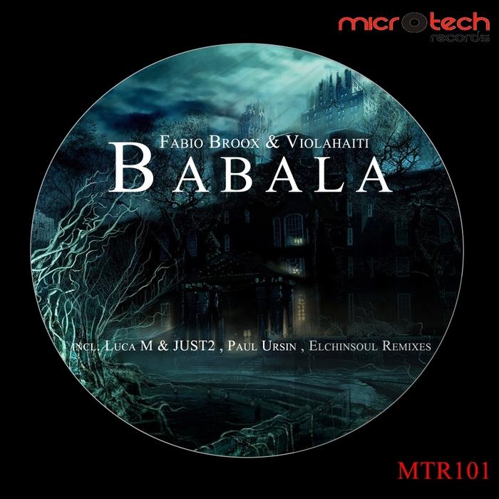 BROOX, Fabio/VIOLAHAITI - Babala