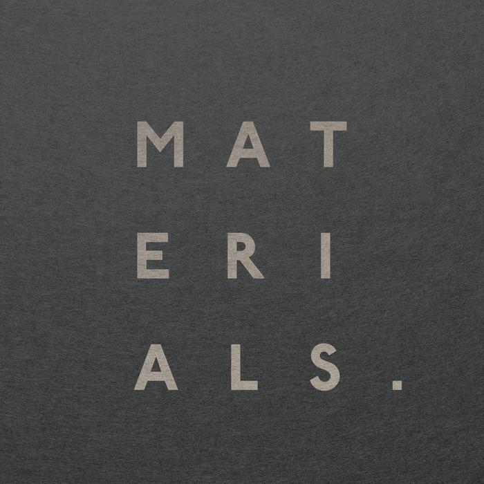 MAK & PASTEMAN - Materials 001