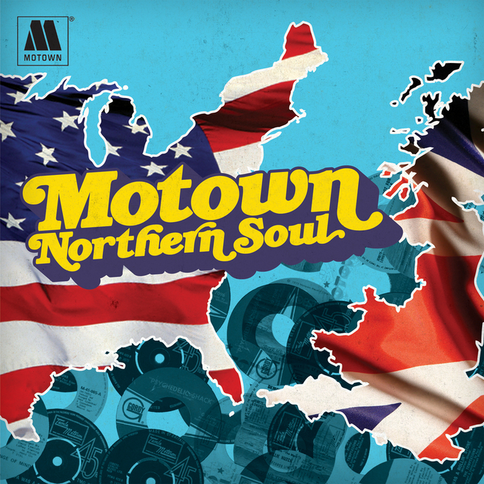 VARIOUS - Motown Northern Soul