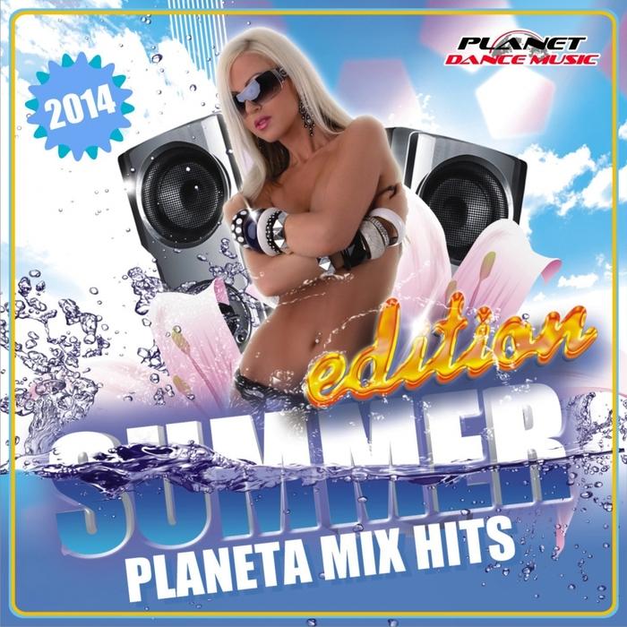 VARIOUS - Planeta Mix Hits 2014 (Summer Edition)