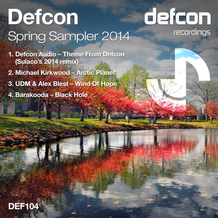 VARIOUS - Defcon Spring Sampler 2014