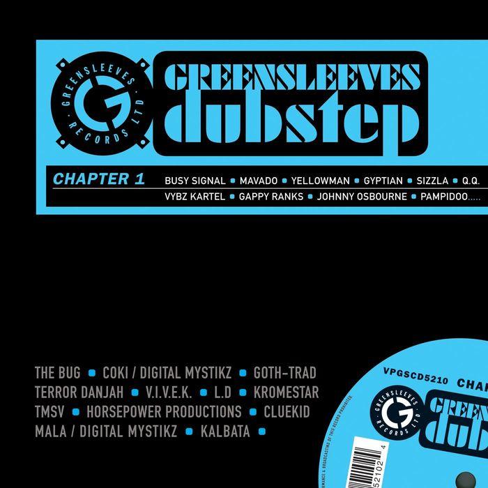 VARIOUS - Greensleeves Dubstep Chapter 1