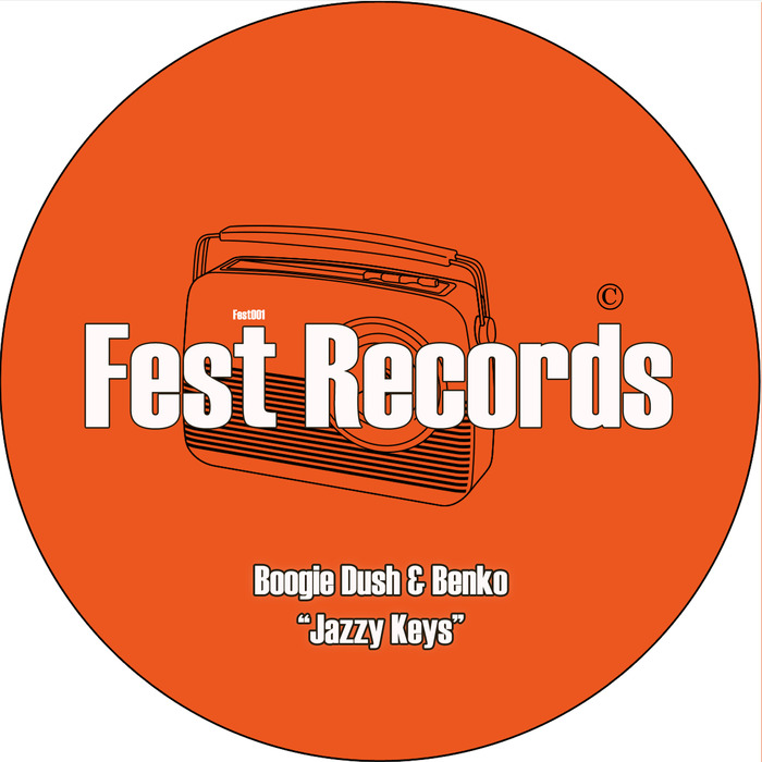 BOOGIE DUSH/BENKO - Jazzy Keys