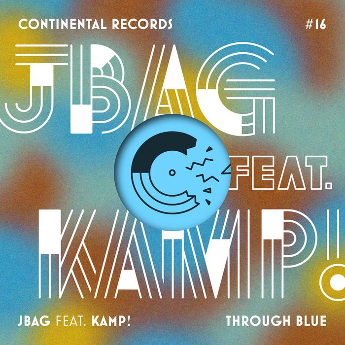 JBAG feat KAMP - Through Blue EP