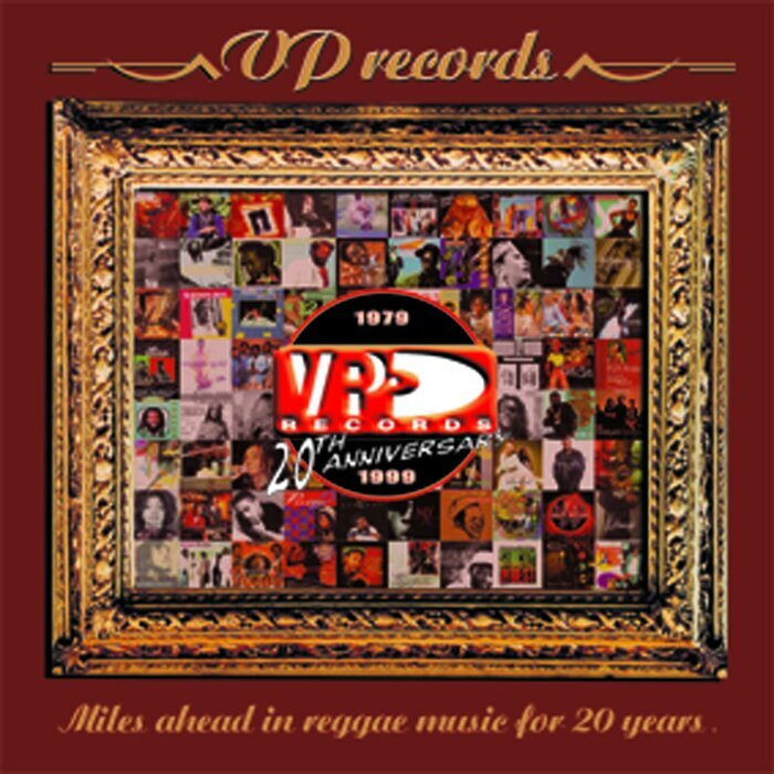 VARIOUS - VP's 20th Anniversary