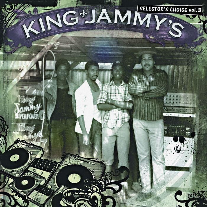 VARIOUS/KING JAMMY - King Jammy's: Selector's Choice Vol 3
