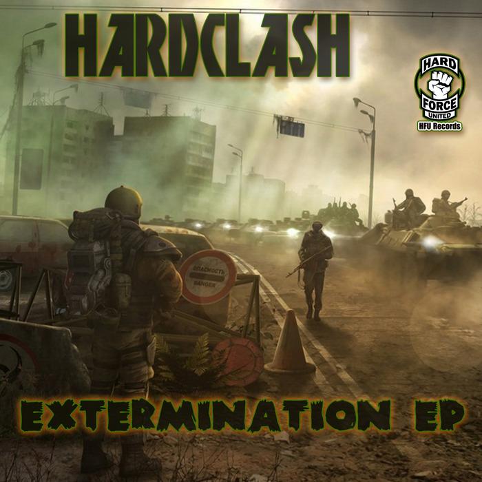 HARDCLASH - Exterminaiton EP