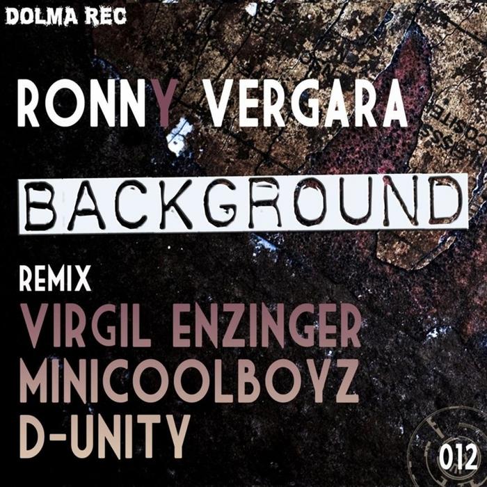 VERGARA, Ronny - Background