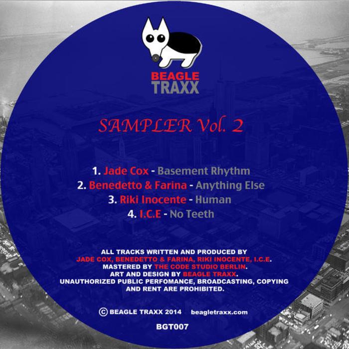 COX, Jade/BENEDETTO/FARINA/RIKI INOCENTEICE - Sampler Vol 2
