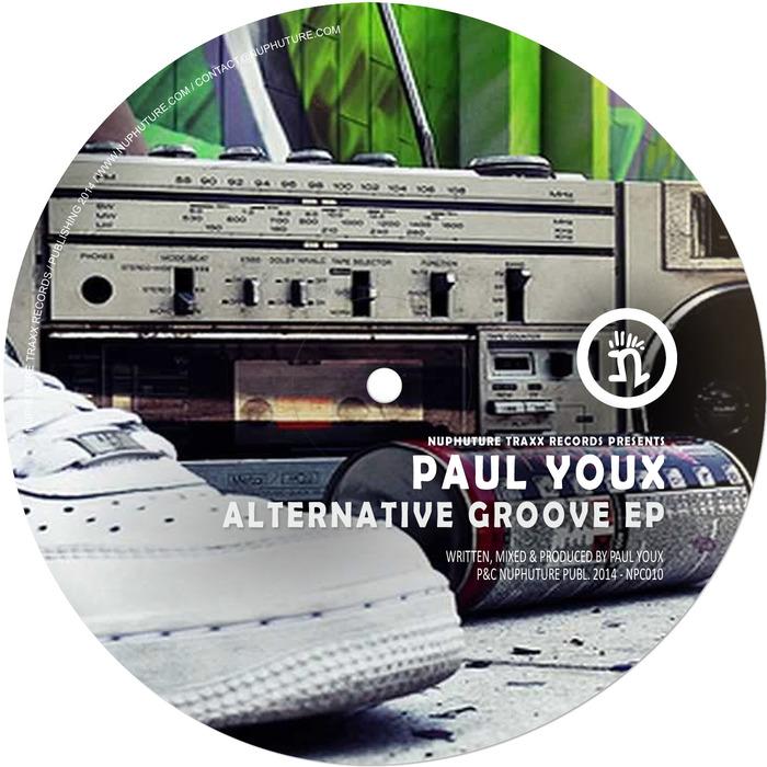YOUX, Paul - Alternative Groove EP