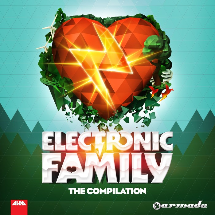 VARIOUS - Electronic Family 2014: The Compilation