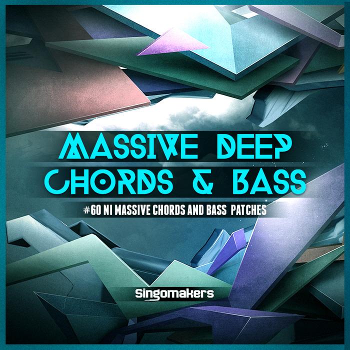 SINGOMAKERS - Massive Deep Chords & Bass (Sample Pack Massive Presets)