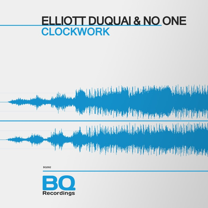 DUQUAI, Elliot/NO ONE - Clockwork