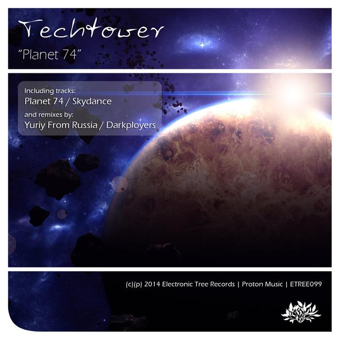 TECHTOWER - Planet 74