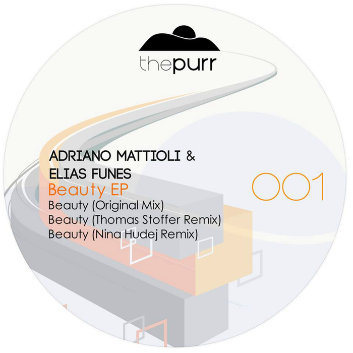 MATTIOLI, Adriano/ELIAS FUNES - Beauty (remixes)