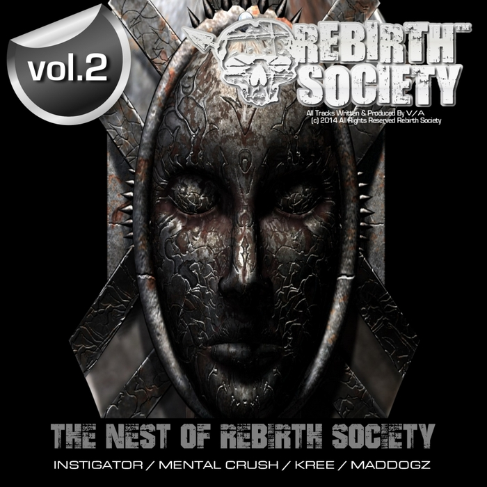 VARIOUS - The Best Of Rebirth Society Vol 2