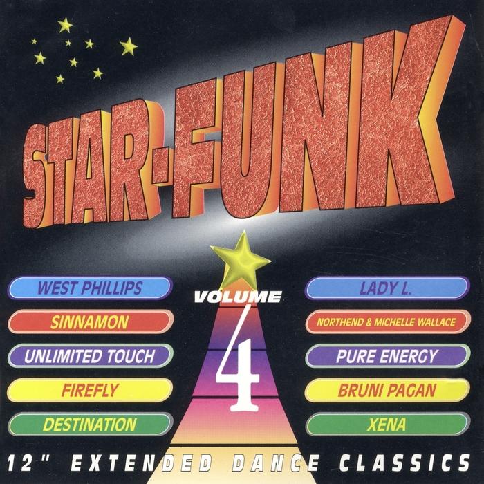 VARIOUS - Star Funk Vol 4