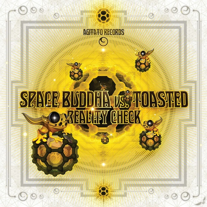 SPACE BUDDHA & TOASTED - Reality Check