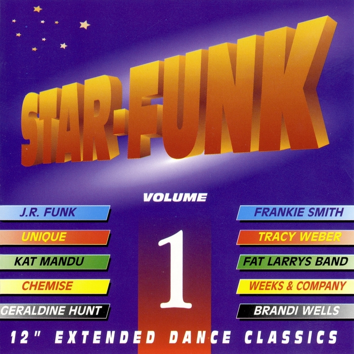 VARIOUS - Star Funk Vol 1