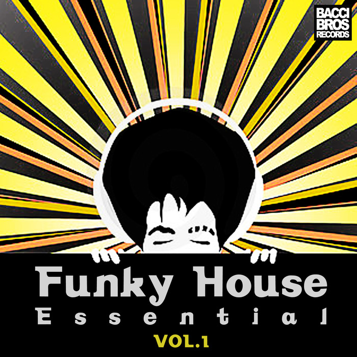 Various funky house essential vol 1 at juno download for Funky house artists