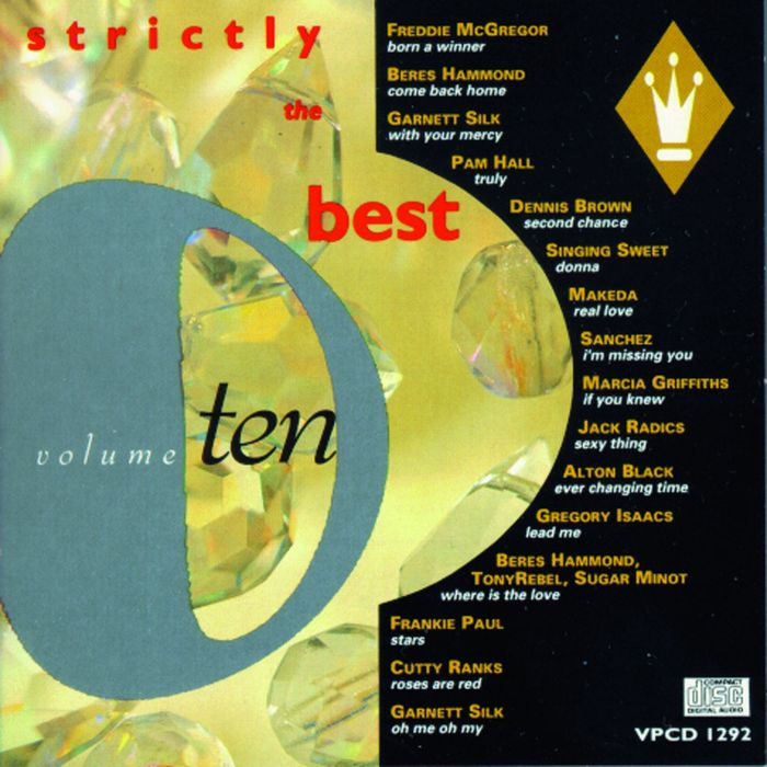 VARIOUS - Strictly The Best Vol 10