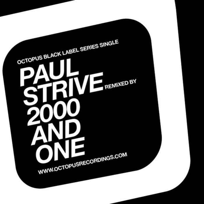 PAUL STRIVE - Take This Sound