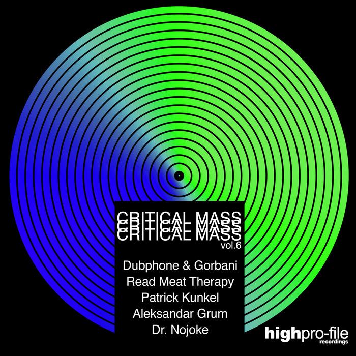 VARIOUS - Critical Mass Vol 6