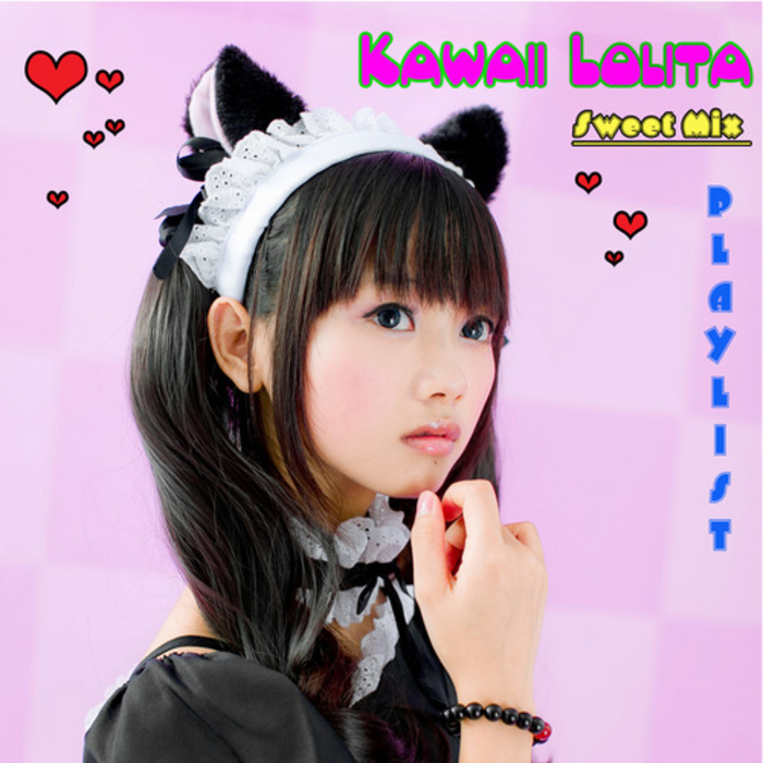 HARAJUKU PROJECT - Kawaii Lolita Sweet Mix Playlist