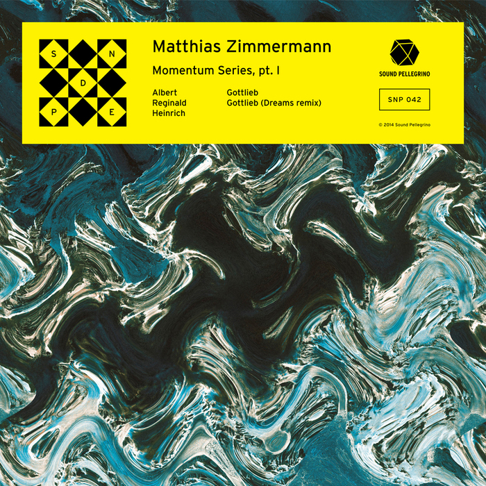 ZIMMERMANN, Matthias - Momentum Series Part 1 EP
