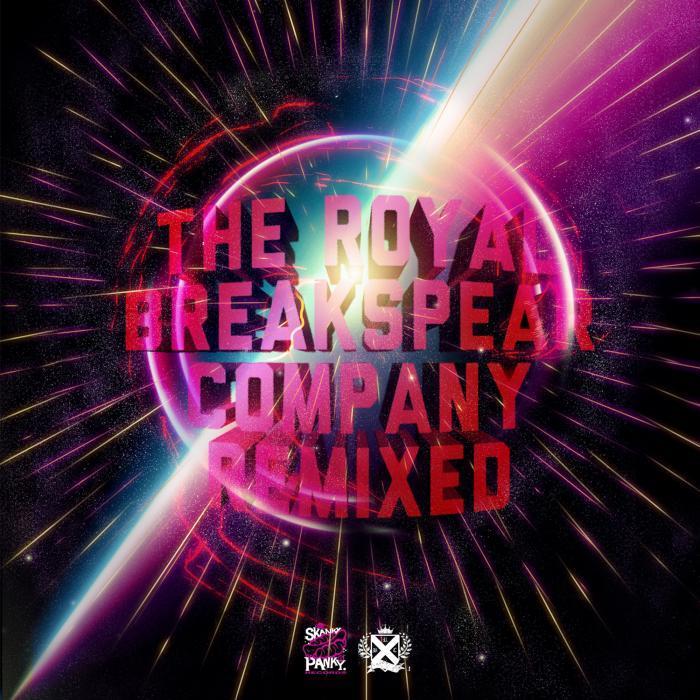 BREAKSPEAR, William/MOULDY SOUL/CMC/SILENTA/SON OF A GLITCH/WHITENOISEBOY/DUTTY MOONSHINE/JIFFSTER/JINX IN DUB - The Royal Breakspear Company Remixed EP
