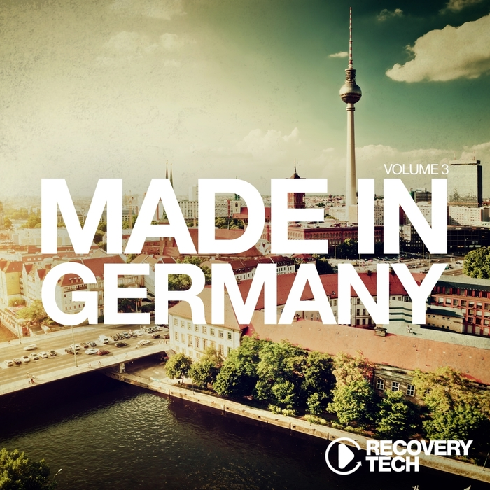 VARIOUS - Made In Germany Vol 3